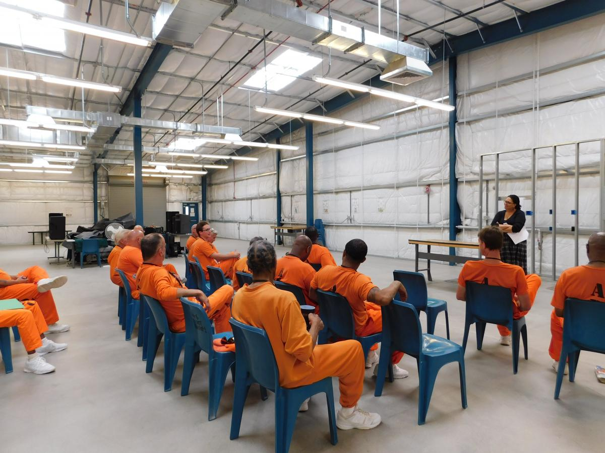 Prison Education Project | Department of English